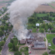 Fire At Farmington High School